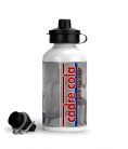 Cadre Cola Sports Water Bottle Based on The Running Man